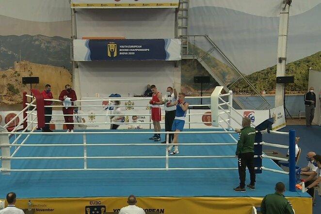 Europos jaunimo bokso čempionatas | Youtube.com nuotr.