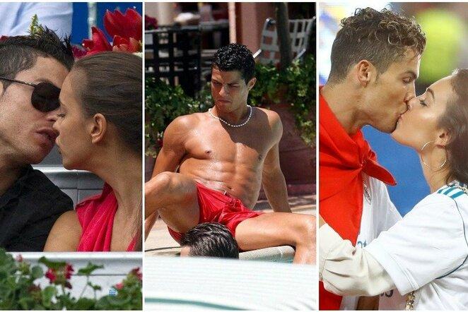 Cristiano Ronaldo romanai   Scanpix nuotr.