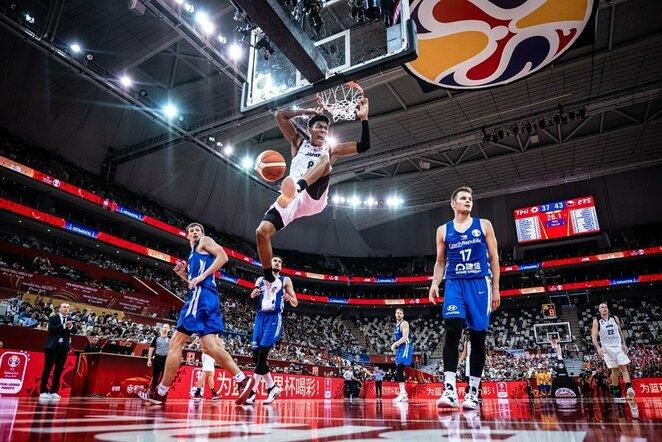 Hachimura | FIBA nuotr.