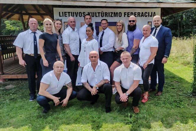 LKF valdyba | Organizatorių nuotr.