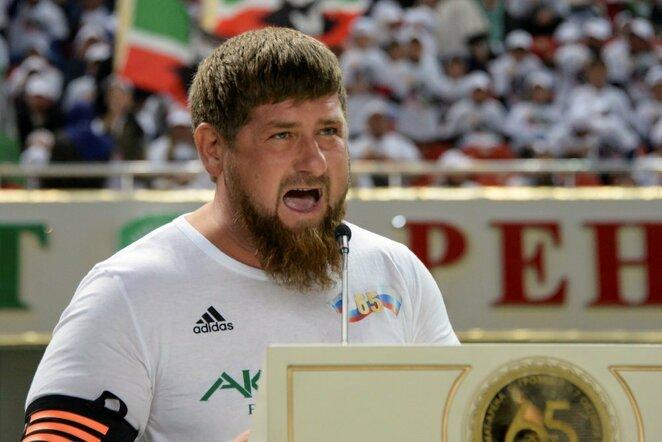 Ramzanas Kadyrovas | Scanpix nuotr.
