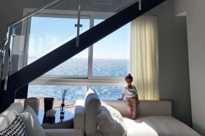 Prabangūs C.Ronaldo namai Madeiroje   Instagram.com nuotr