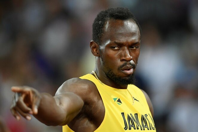 Usainas Boltas | Scanpix nuotr.