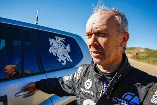 Andrejus Rudnickis | Gedmanto Kropio nuotr.