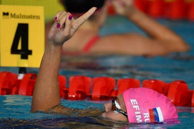 Europos plaukimo čempionatas | Scanpix nuotr.
