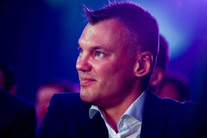 Šarūnas Jasikevičius   Fotodiena nuotr.