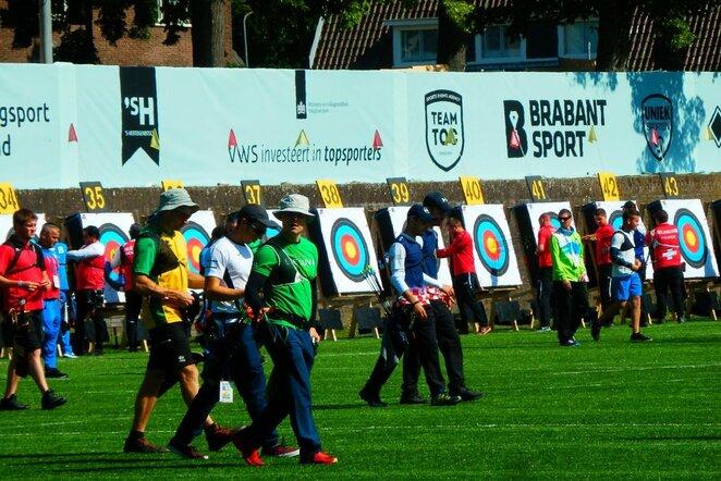 Pasaulio šaudymo iš lanko čempionatas   Organizatorių nuotr.