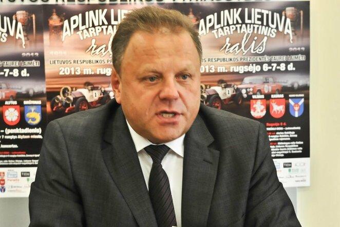 Rolandas Dovidaitis | Organizatorių nuotr.