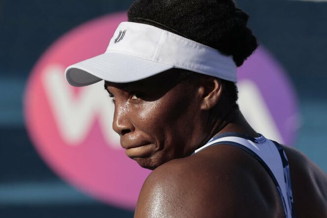 Venus Williams | Scanpix nuotr.