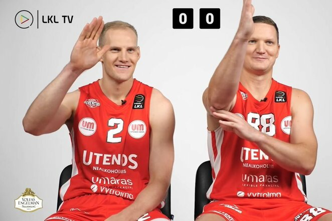 Ignas Vaitkus ir Vytautas Šulskis | Youtube.com nuotr.