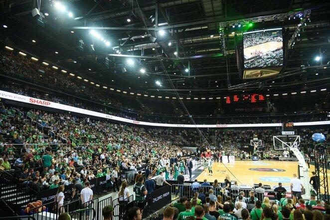 Žalgirio arena   Fotodiena nuotr.