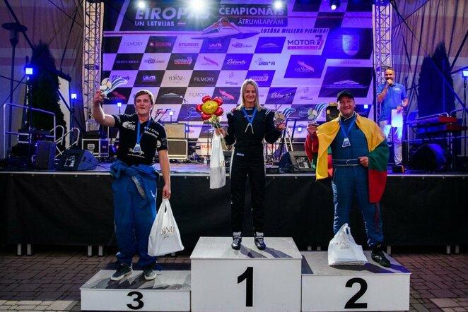 Latvijos motorlaivių čempionato trečiasis etapas (Viesturs Lacis nuotr.) | Organizatorių nuotr.