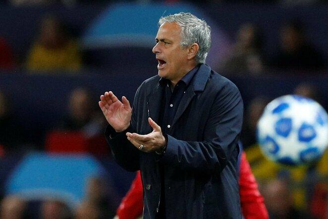 "UEFA Čempionų lyga: ""Manchester United"" - ""Valencia"" | Scanpix nuotr."