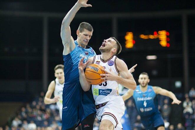 """""""Lietkabelio"""" ir """"Polski Cukier"""" rungtynės   FIBA nuotr."""