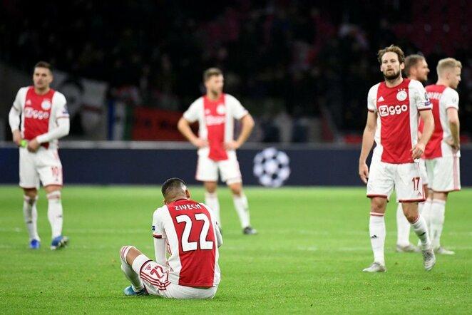 """""""Ajax""""   Scanpix nuotr."""