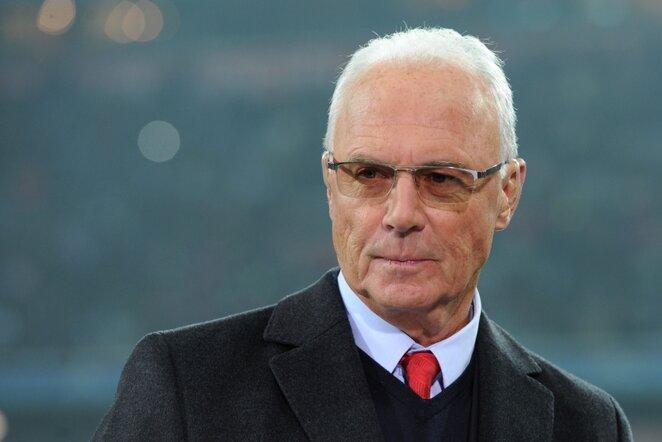 Franzas Beckenbaueris | AFP/Scanpix nuotr.