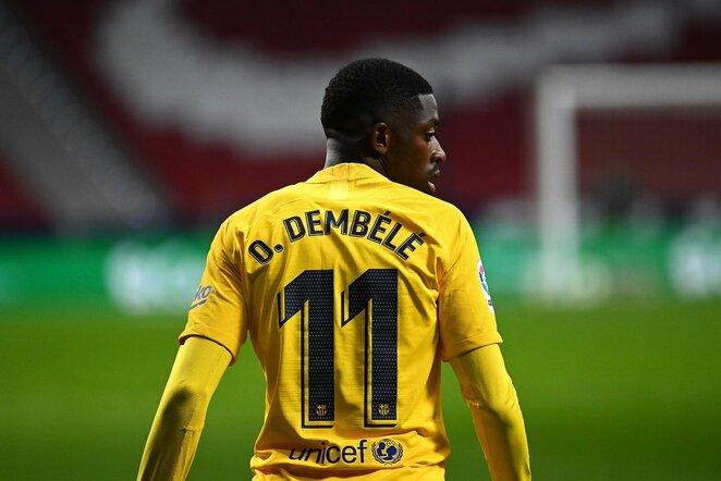 Ousmane Dembele | Scanpix nuotr.