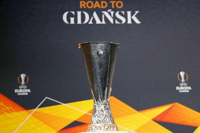 Europos lygos trofėjus | Scanpix nuotr.