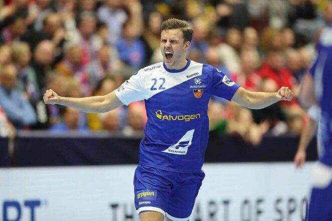 Sigvaldi Bjornas Gudjonssonas   Scanpix nuotr.