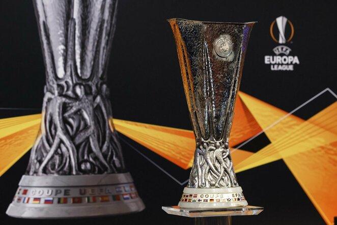 UEFA Europos lygos trofėjus | Scanpix nuotr.