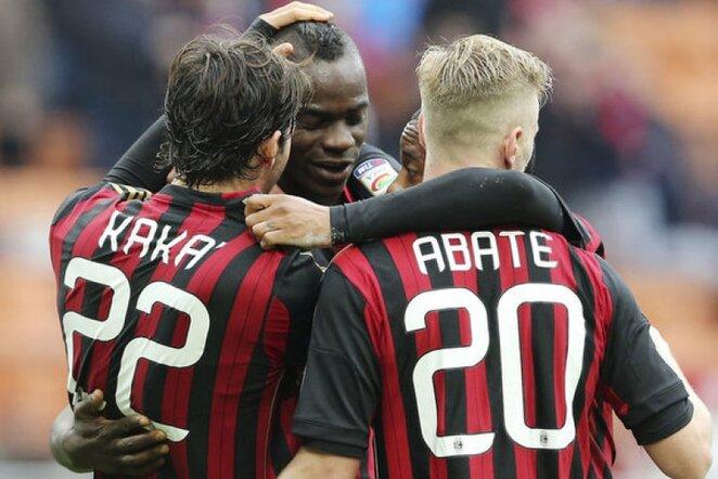 Mario Balotelli (centre) | AP/Scanpix nuotr.