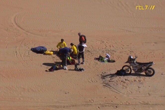 Nelaimė Dakare | Organizatorių nuotr.