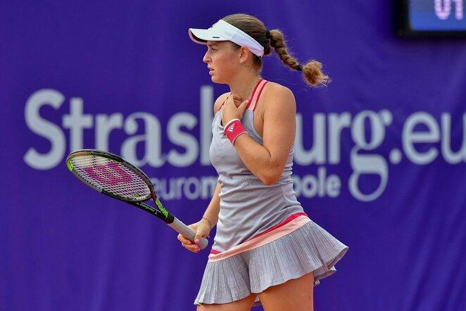 Jelena Ostapenko | Scanpix nuotr.