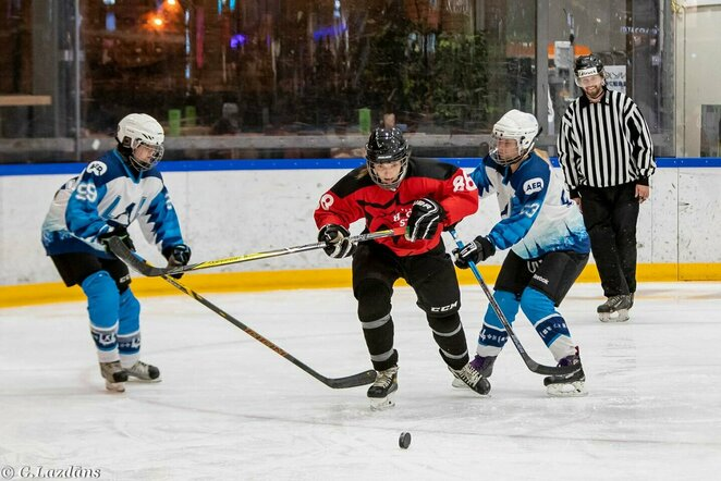 Moterų ledo ritulys (G.Lazdans nuotr.) | hockey.lt nuotr.