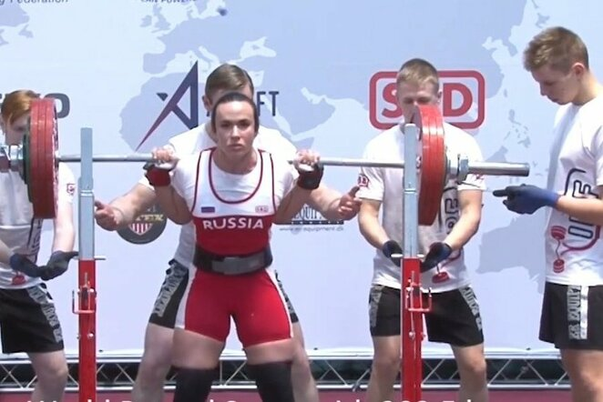 Angelina Elovikova | Youtube.com nuotr.