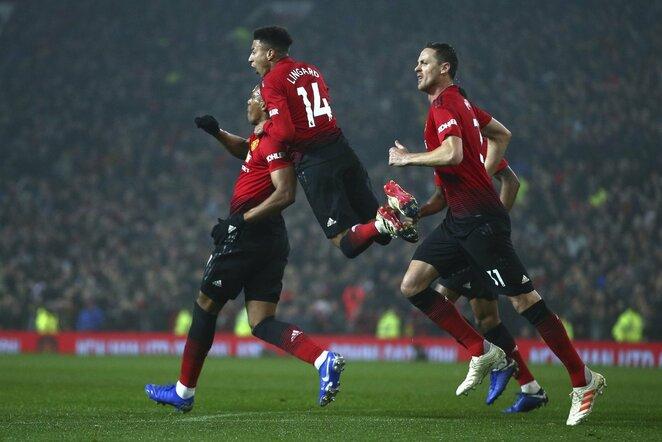 "Anglijos ""Premier"" lyga: ""Manchester United"" - Londono ""Arsenal"" | Scanpix nuotr."