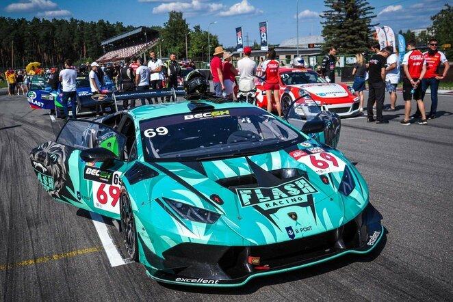 """Riga Summer Race"" | Raimonds Volonts nuotr."
