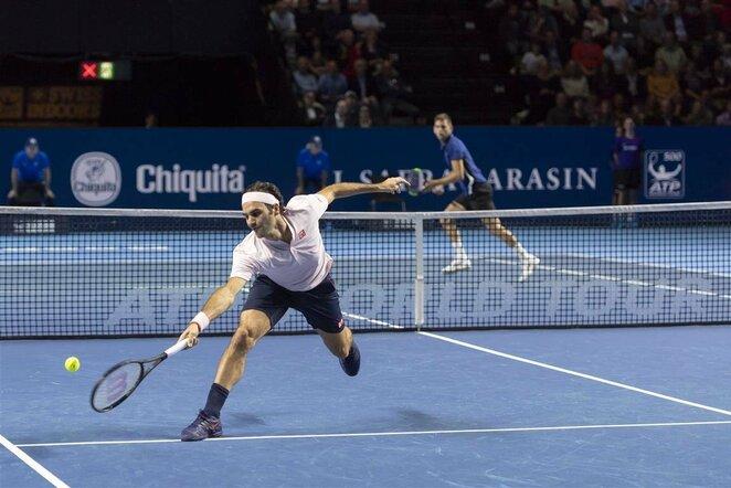 Rogeris Federeris prieš Filipą Krajinovičių | Scanpix nuotr.