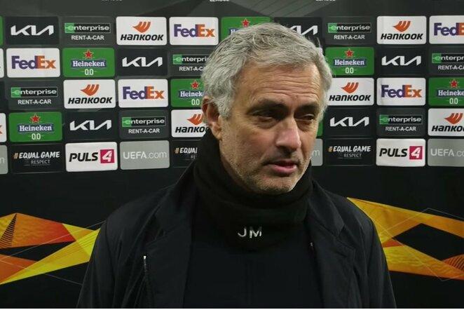 Jose Mourinho   Youtube.com nuotr.