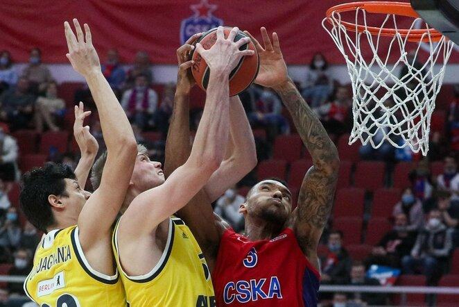 ALBA ir CSKA | Scanpix nuotr.
