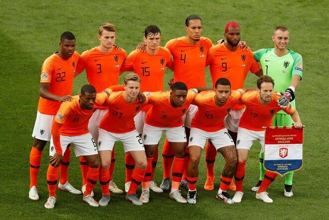 Olandijos futbolo rinktinė | Scanpix nuotr.