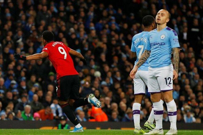 """Man United"" prieš ""Man City"" | Scanpix nuotr."