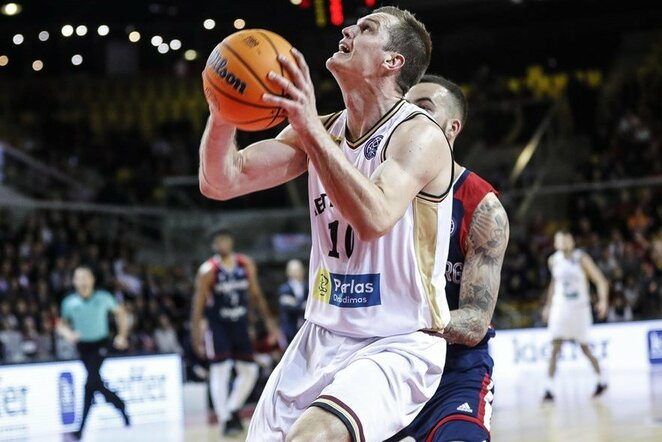 Rungtynių akimirka | FIBA nuotr.