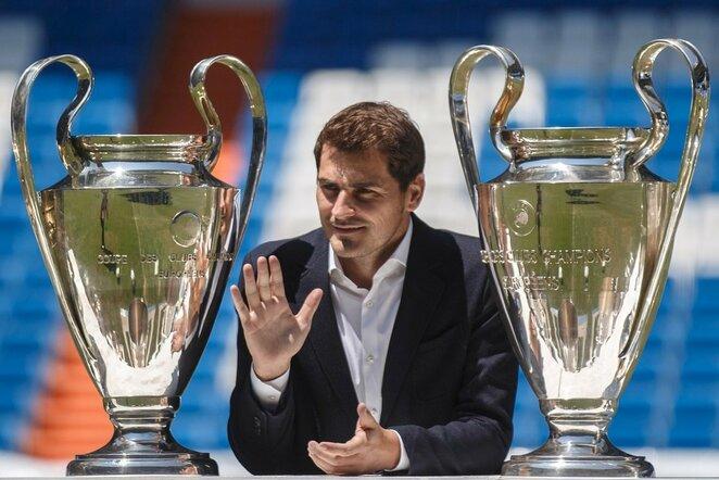 Ikeras Casillas   Scanpix nuotr.