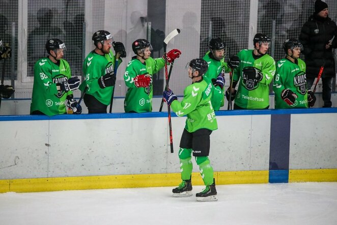 "Kauno ""Kaunas Hockey""   hockey.lt nuotr."