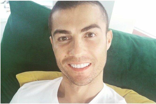 Cristiano Ronaldo | Instagram.com nuotr