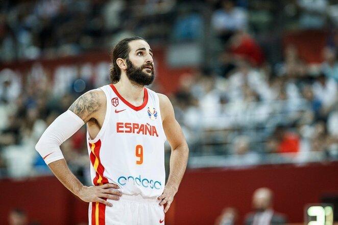 Rubio | FIBA nuotr.