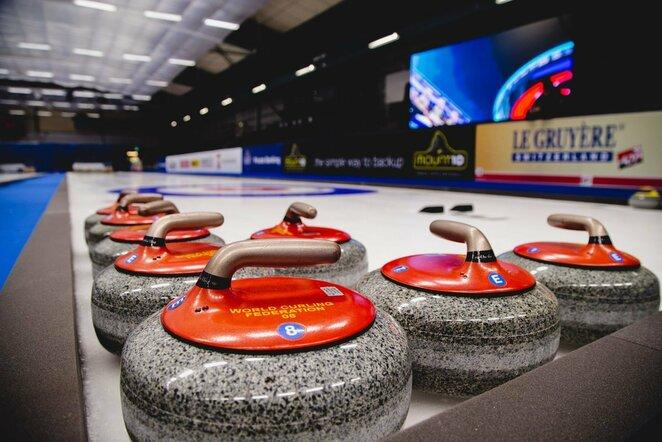 Europos kerlingo čempionatas | Organizatorių nuotr.