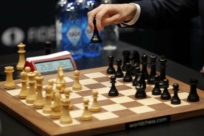 Šachmatai | Scanpix nuotr.