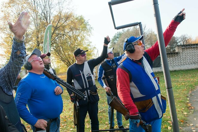 Vilniaus didysis šaudymo prizas liko sostinėje | Butauto Barausko nuotr.