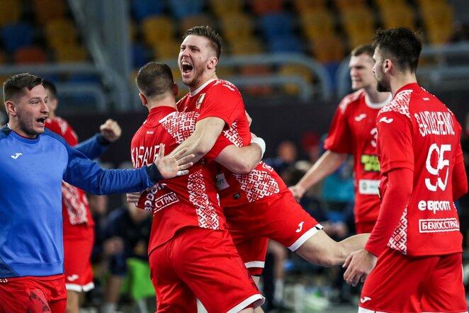 Baltarusių triumfas | Scanpix nuotr.