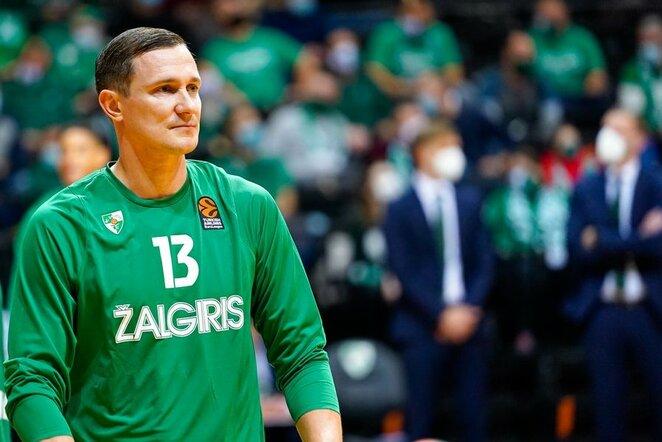 Paulius Jankūnas | Sportas.lt/Tito Pacausko nuotr.