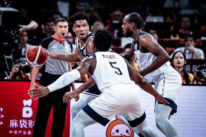 Antetokounmpo | FIBA nuotr.