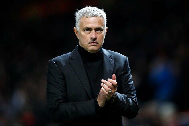 Jose Mourinho   Scanpix nuotr.
