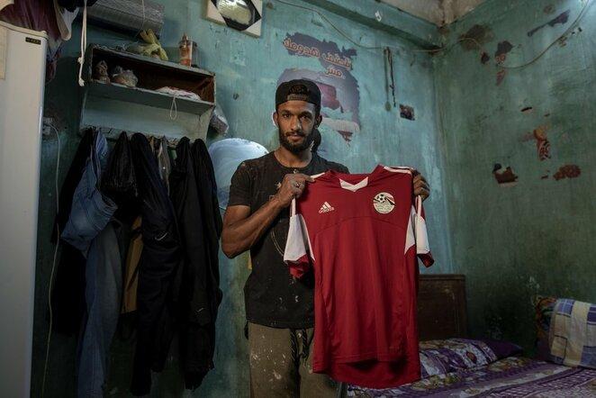 Mahrousas Mahmoudas | Scanpix nuotr.