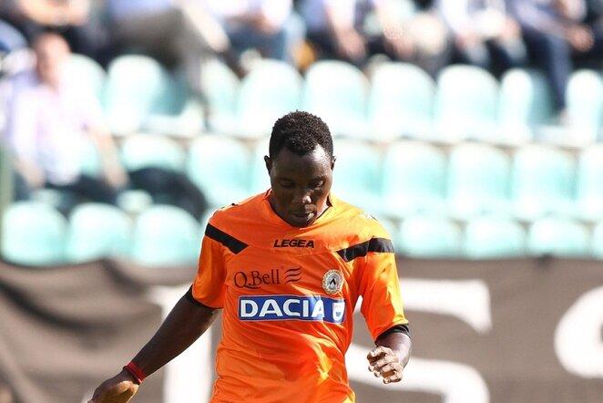 Kwadwo Asamoah | LaPresse/Scanpix nuotr.